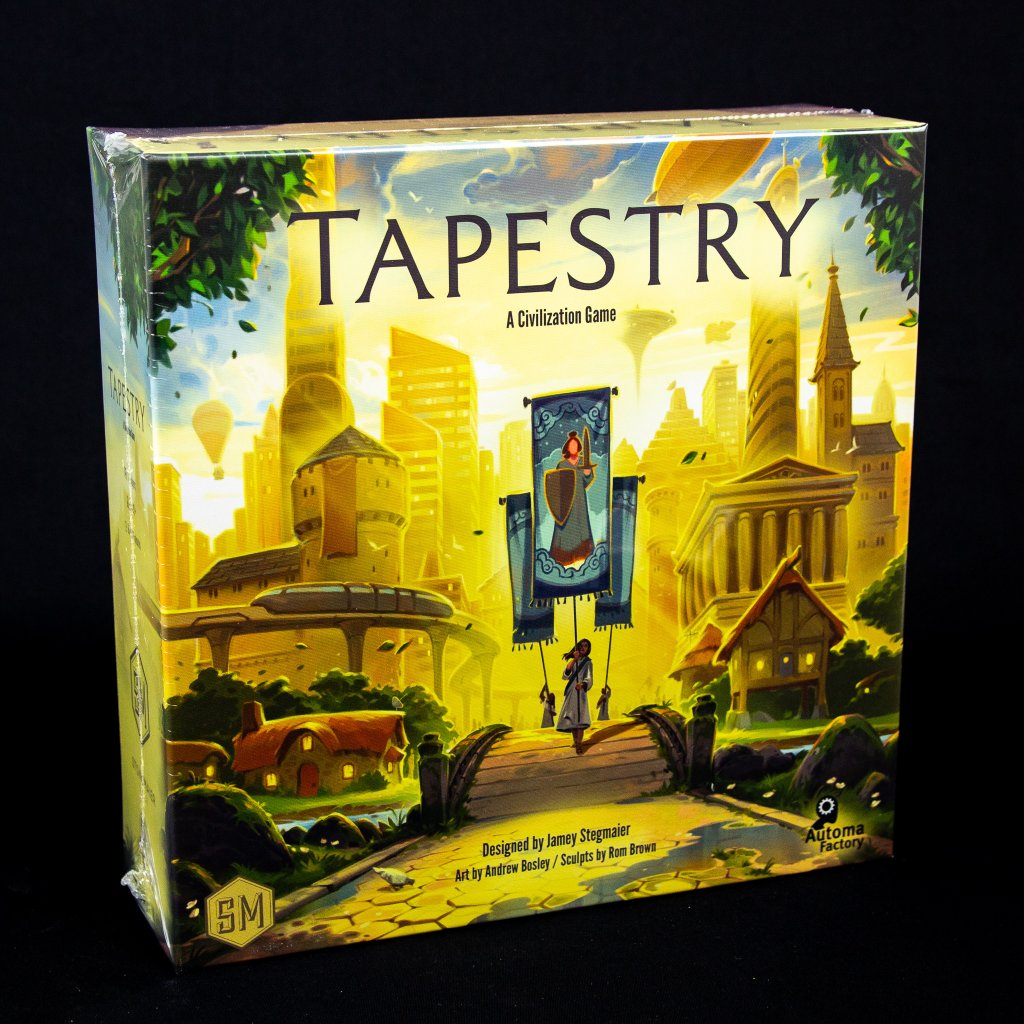Tapestry - EN (Stonemaier Games)