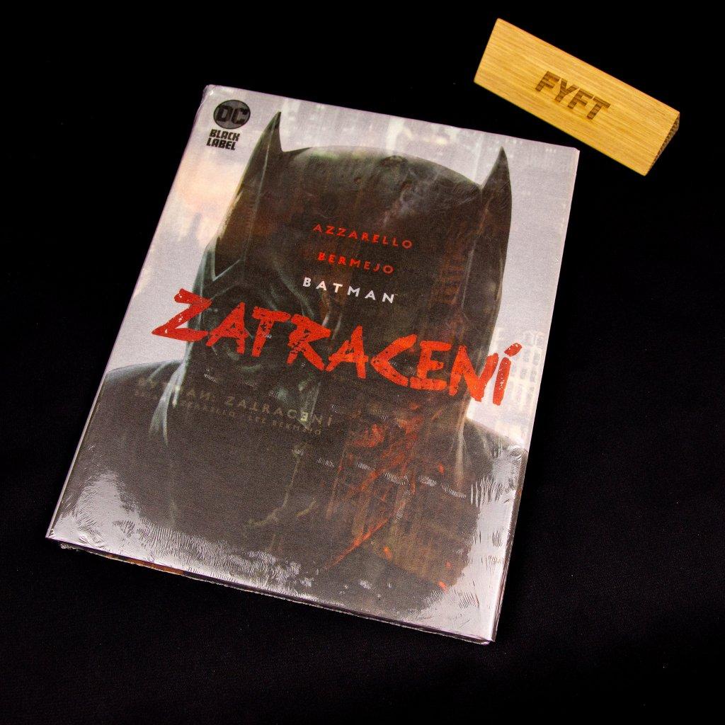 Batman: Zatracení (Crew)
