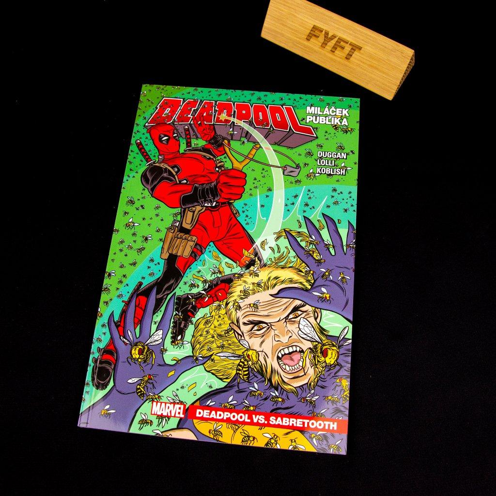 Deadpool, miláček publika 2: Deadpool vs. Sabretooth (Crew)