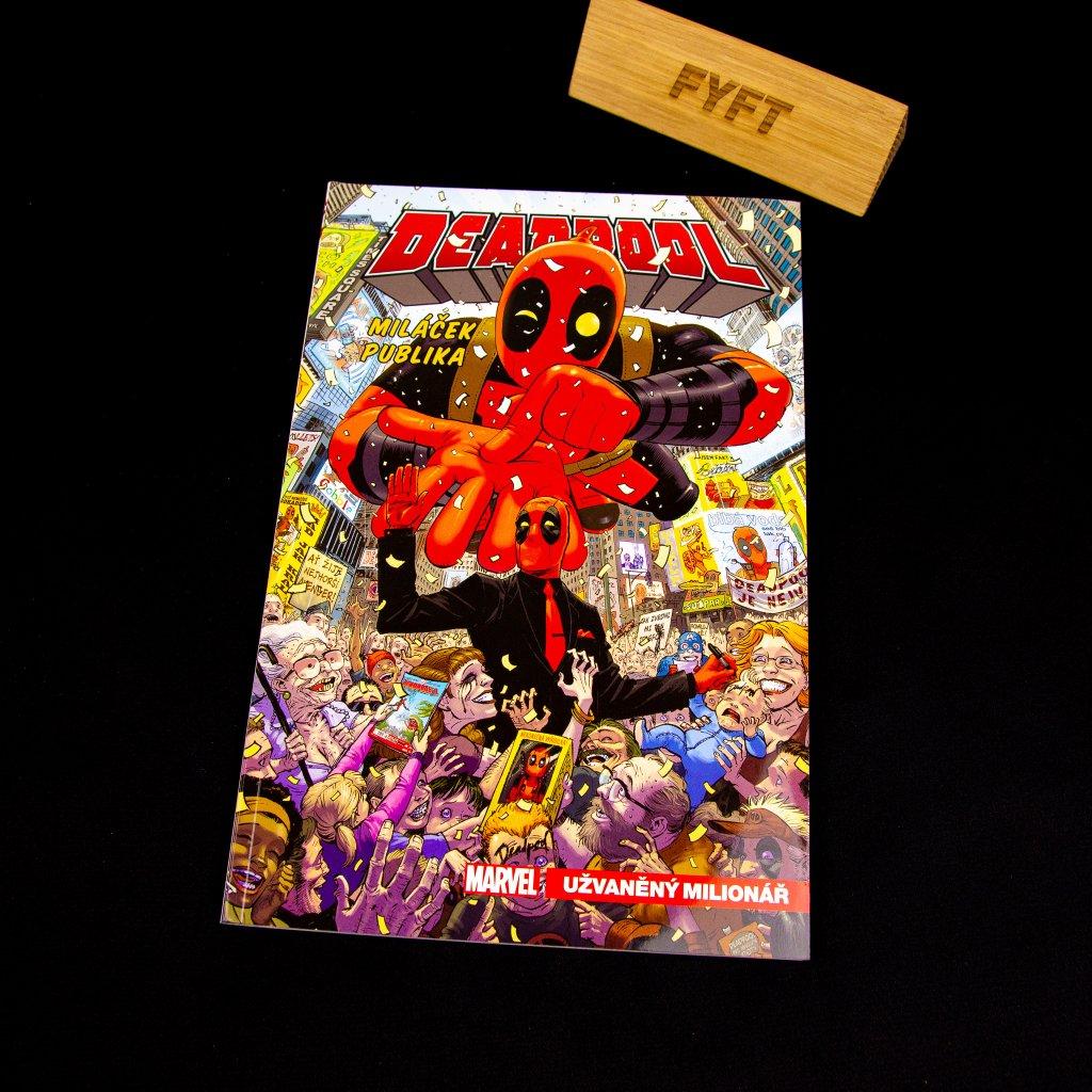 Deadpool, miláček publika 1: Užvaněný milionář (Crew)