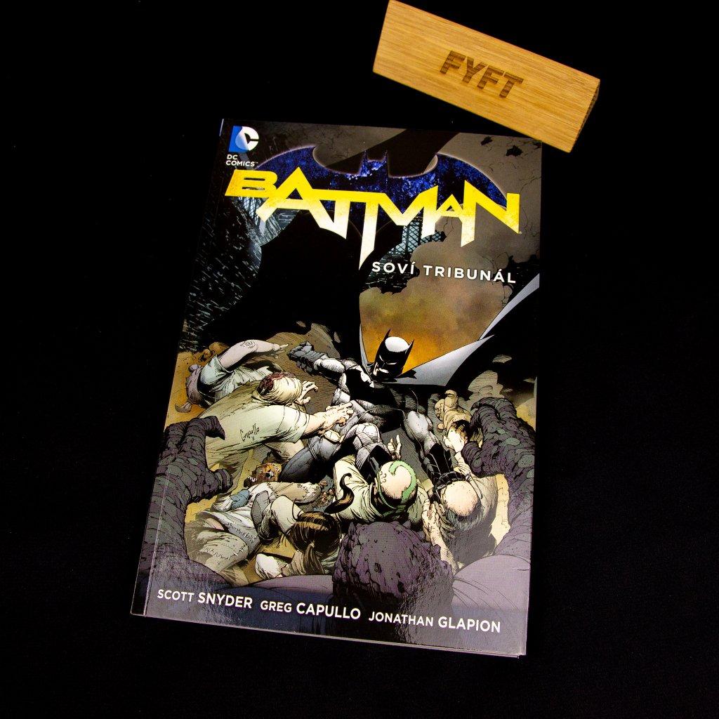 Batman: Soví tribunál (Crew)