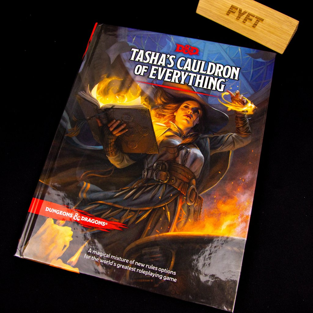 D&D: Tasha's Cauldron of Everything (Wizards of the Coast)