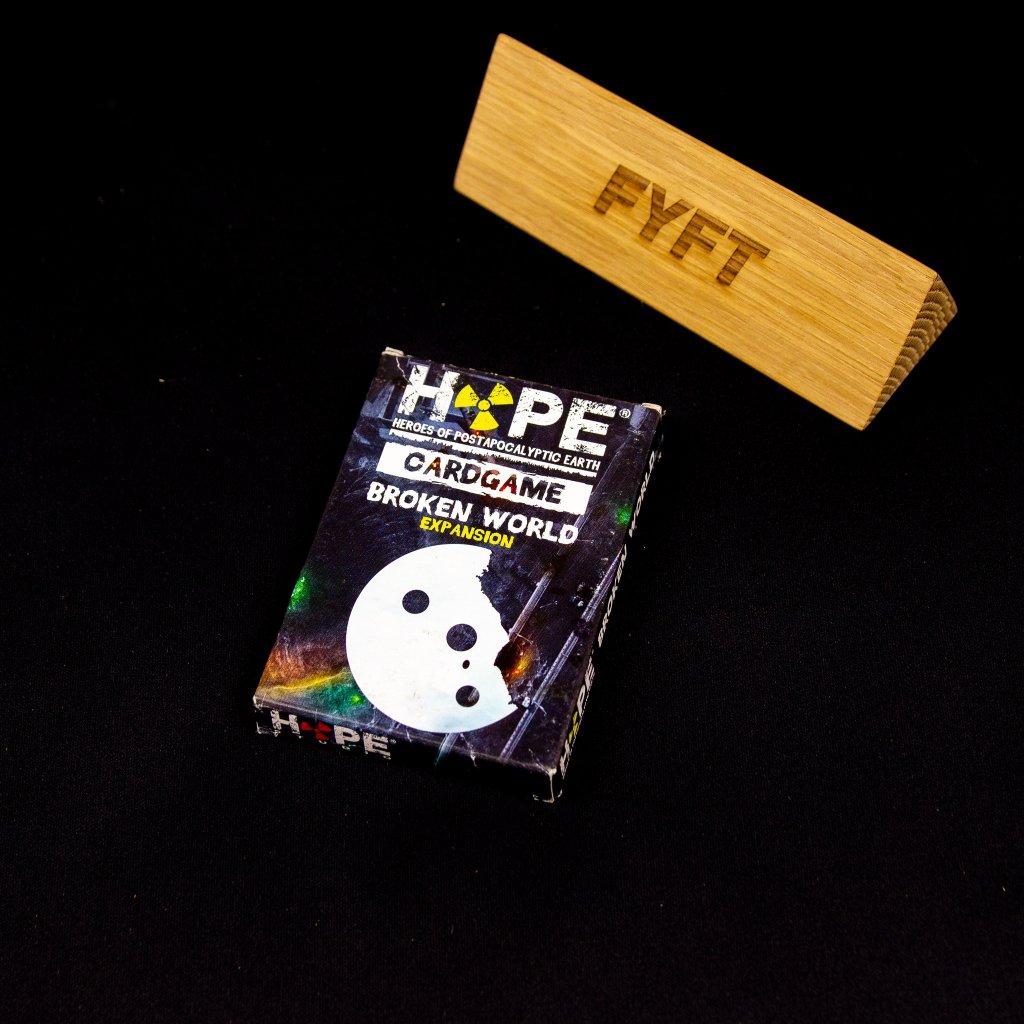 HOPE Cardgame: Broken World - EN (HOPE studio)