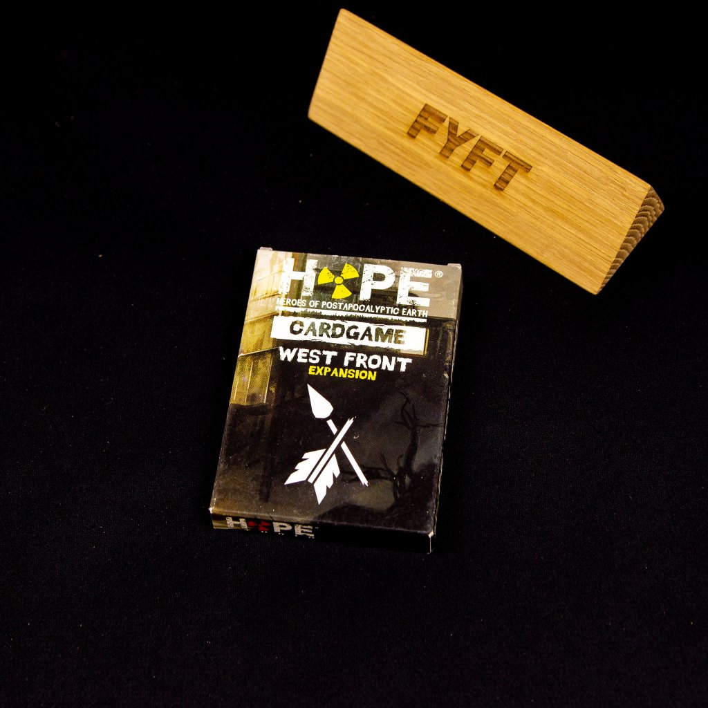 HOPE Cardgame: West Front - EN (HOPE studio)