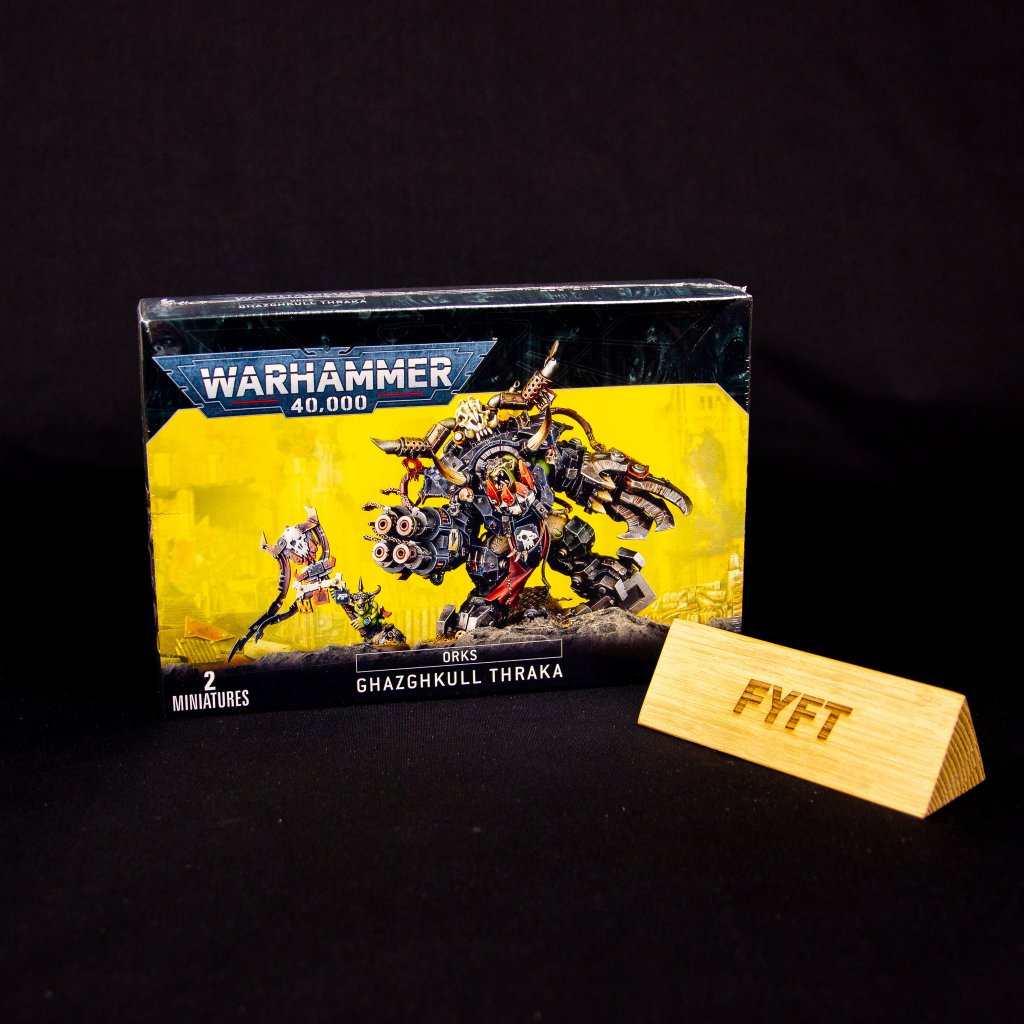 Warhammer 40000: Orks Ghazghkull Thraka