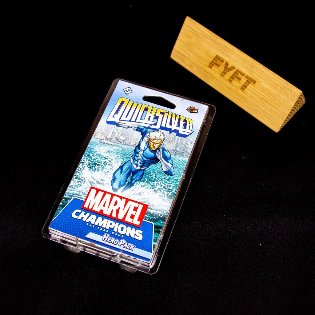 Marvel Champions: Quicksilver Hero Pack - EN (FFG)