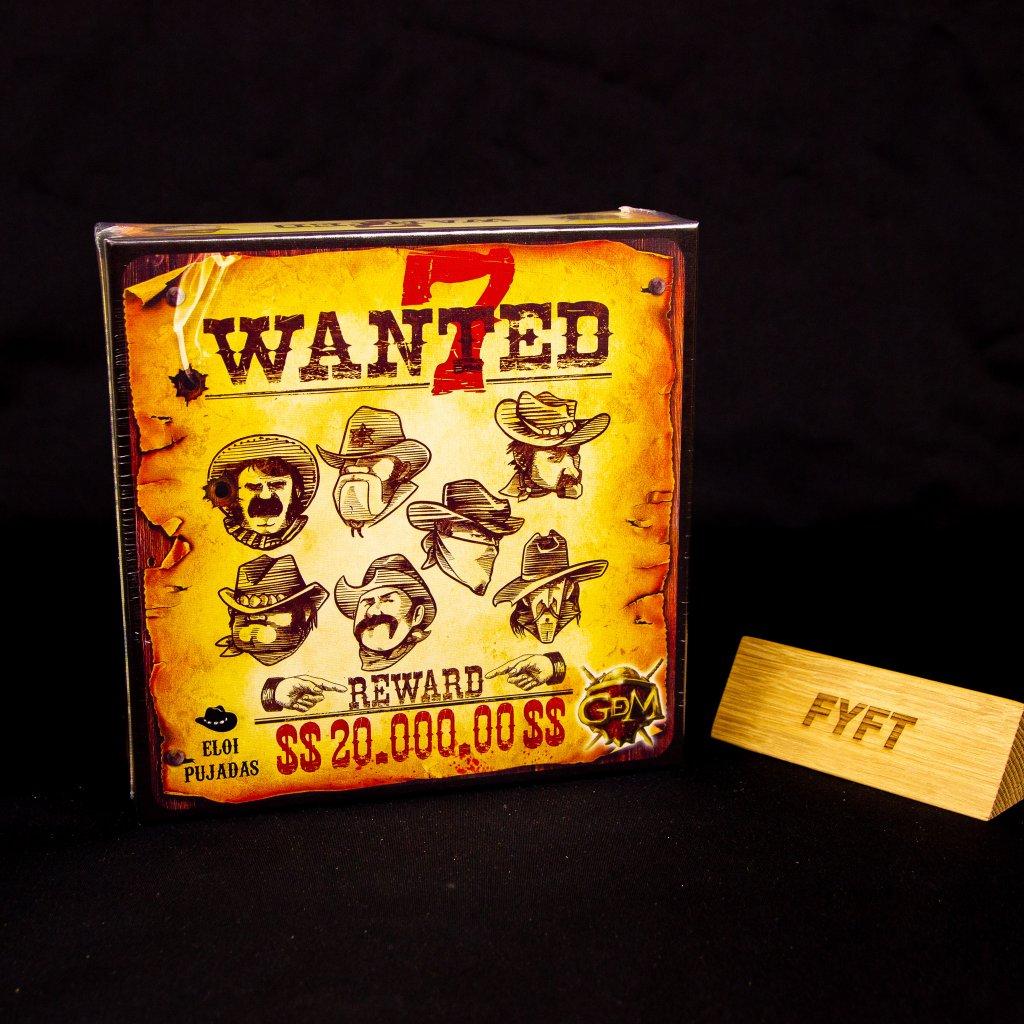 Wanted 7 - EN/DE/FR/SP (GDM Games)