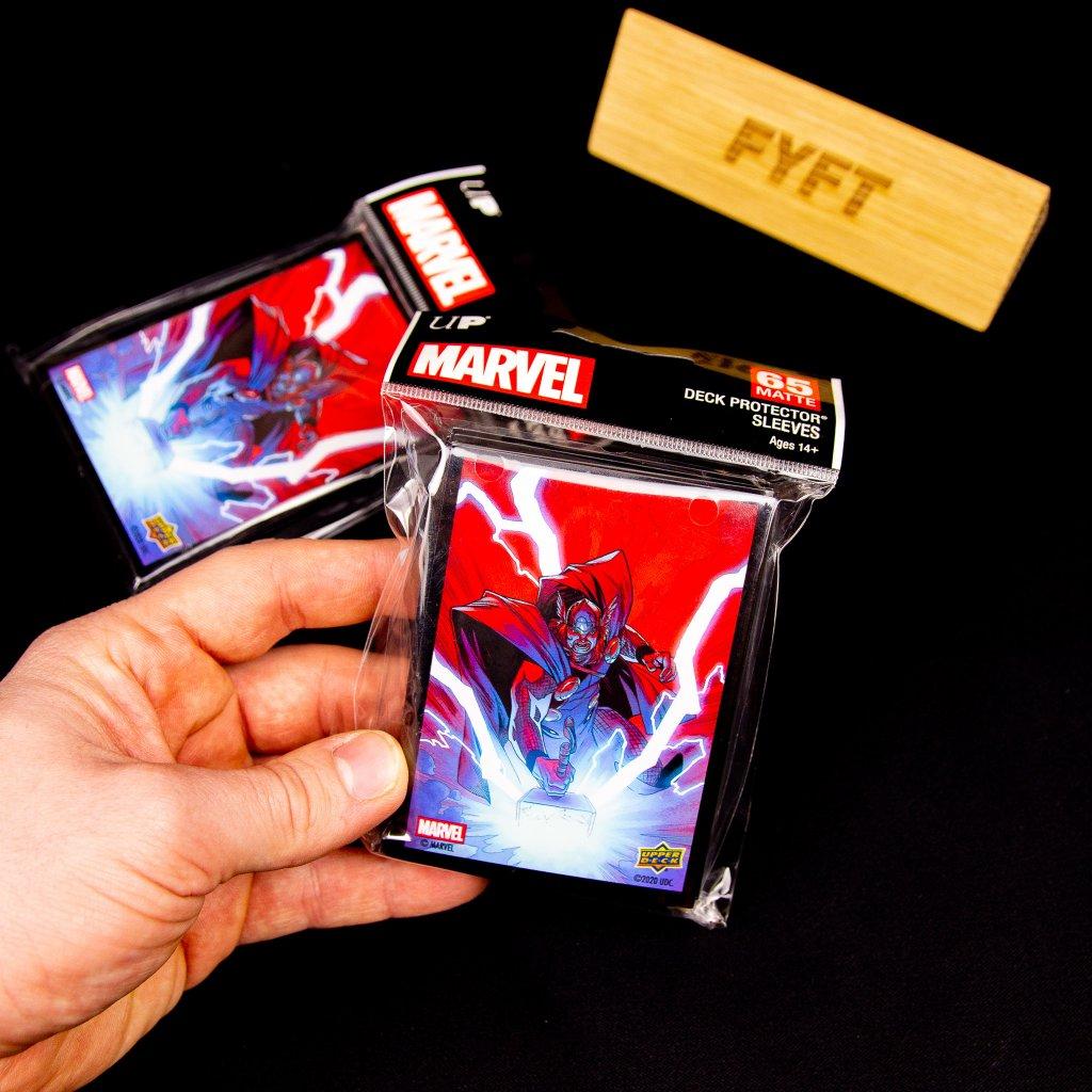 Marvel Thor (66 x 91mm, 65ks) - Ultra Pro obaly na karty