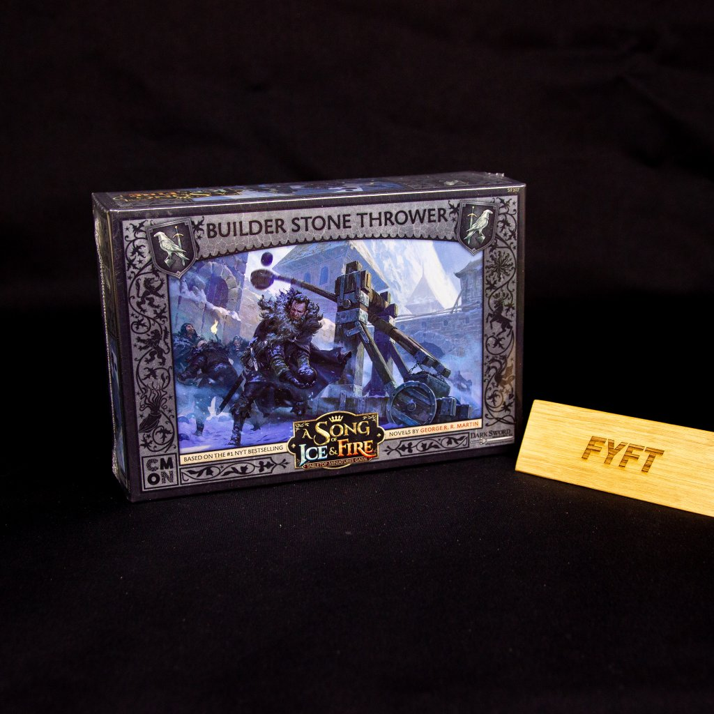 A Song Of Ice And Fire: Builder Stone Thrower - EN (CMON)