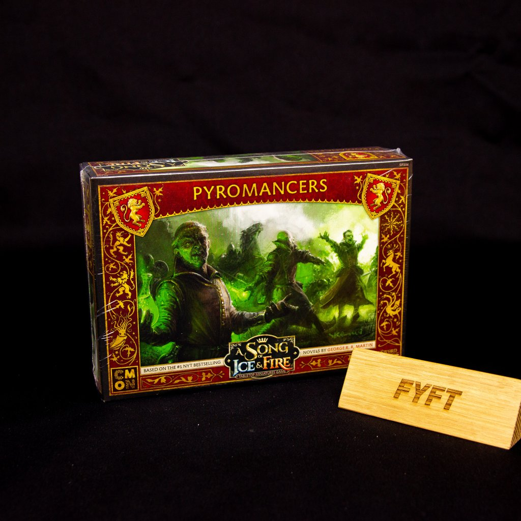 A Song Of Ice And Fire: Pyromancers - EN (CMON)