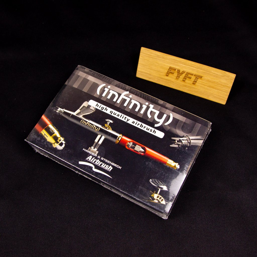 H&S Airbrush pistole Infinity Two in One (0,15/0,40mm)
