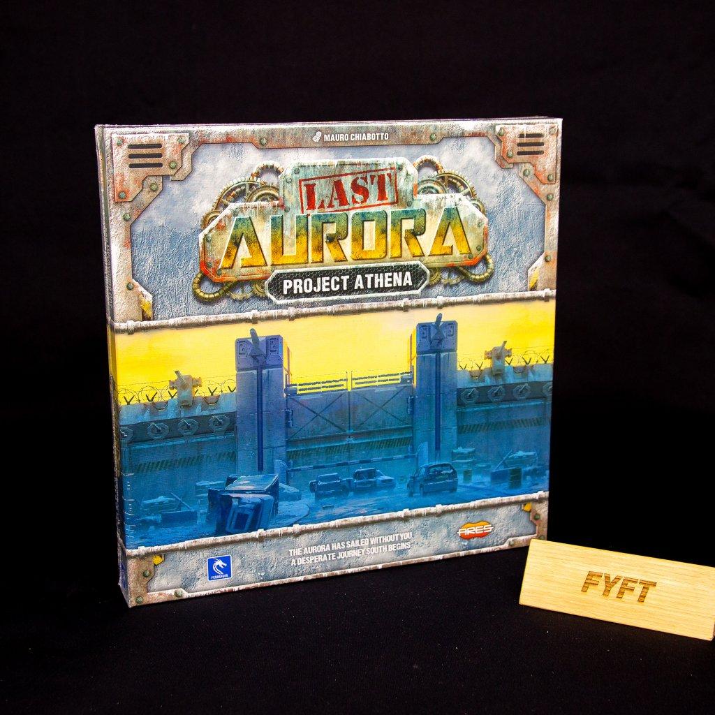 Last Aurora: Project Athena - EN (Ares Games)