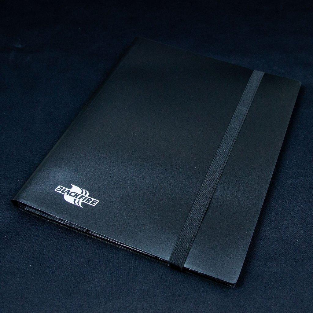 Album na karty Flexible 9: Collector's Size (Blackfire)