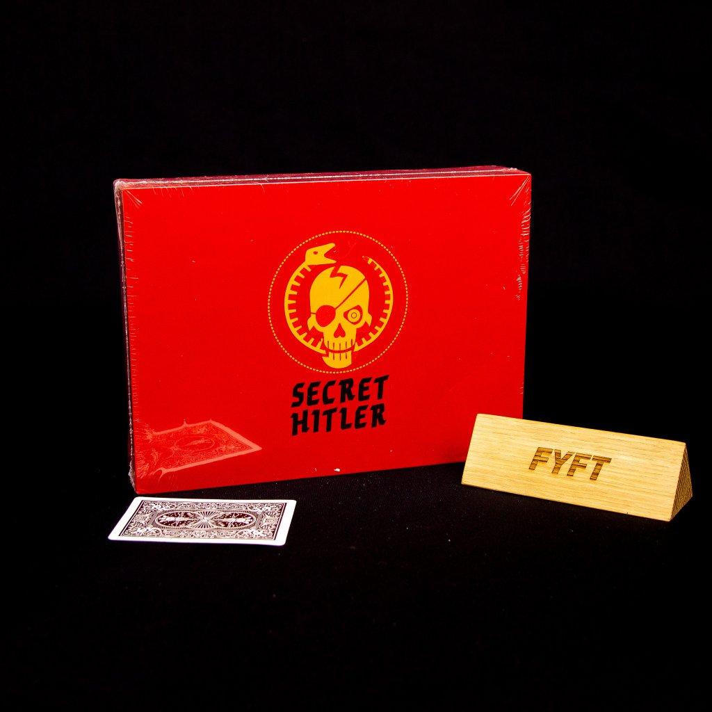 Secret Hitler - Red Box - EN