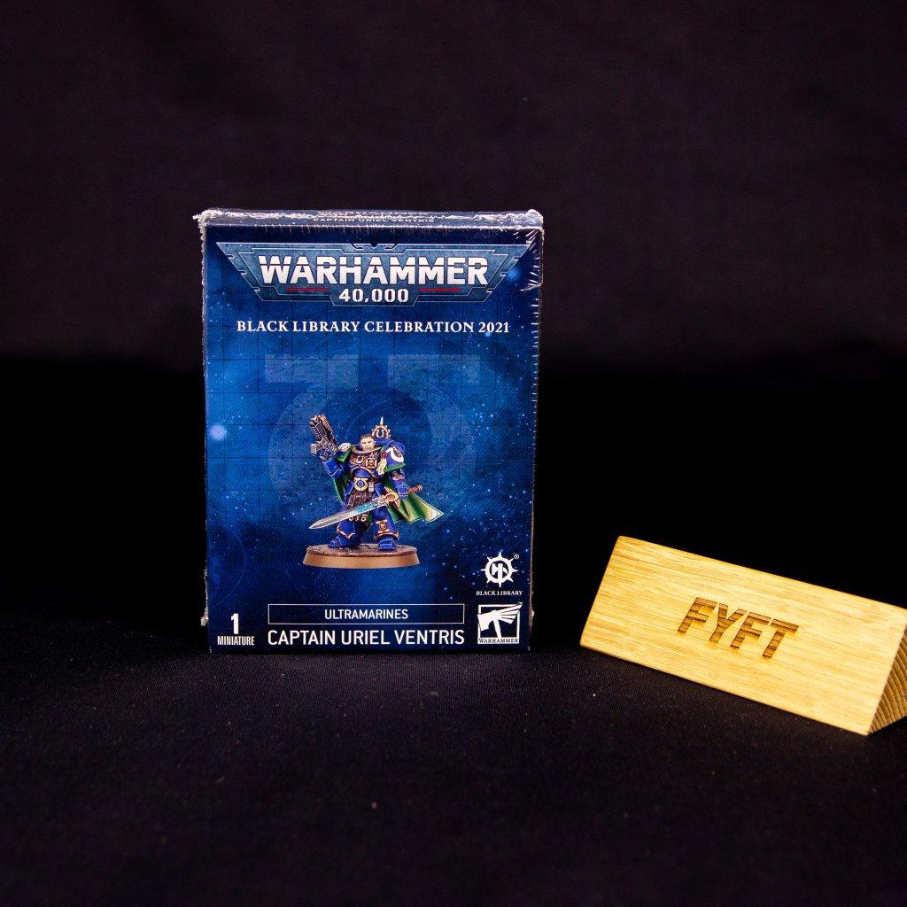 Warhammer 40000: Captain Uriel Ventris