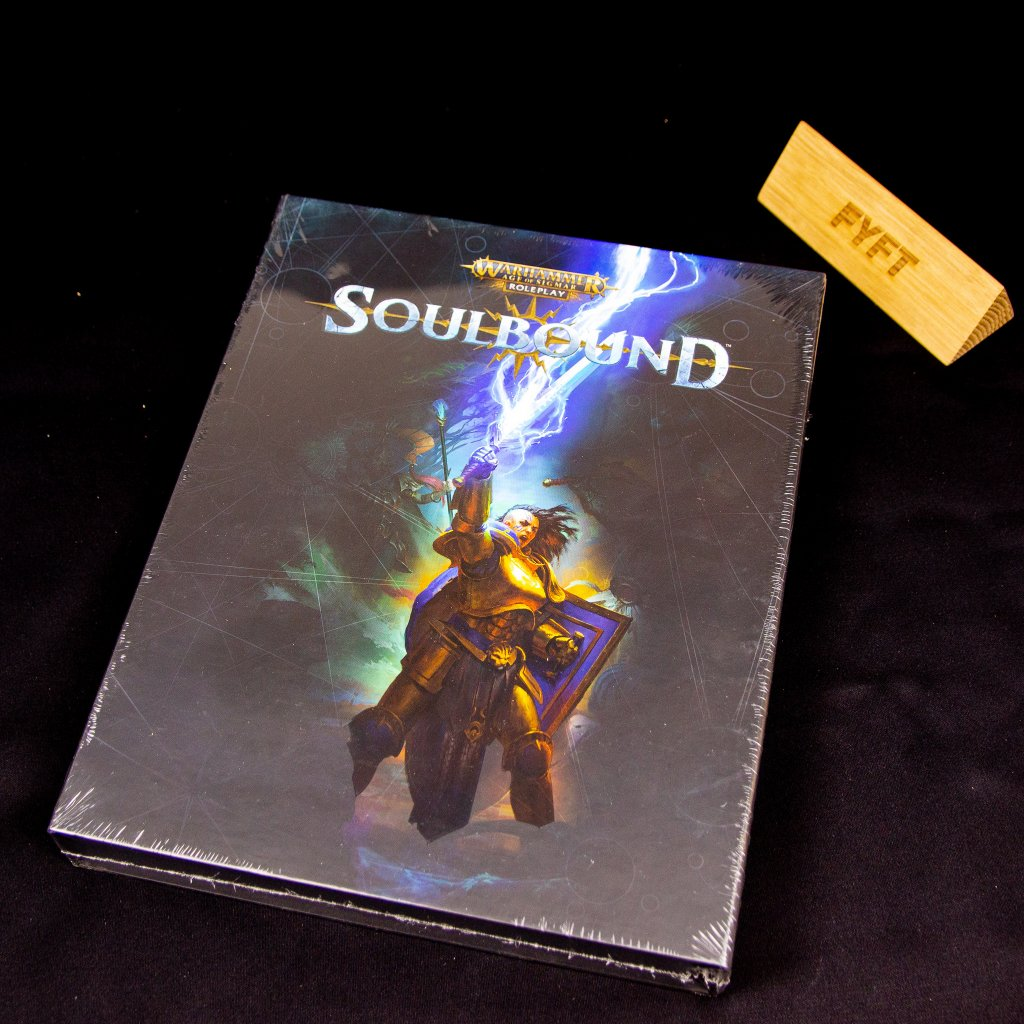 Warhammer Age of Sigmar: Soulbound RPG - Collector's Edition