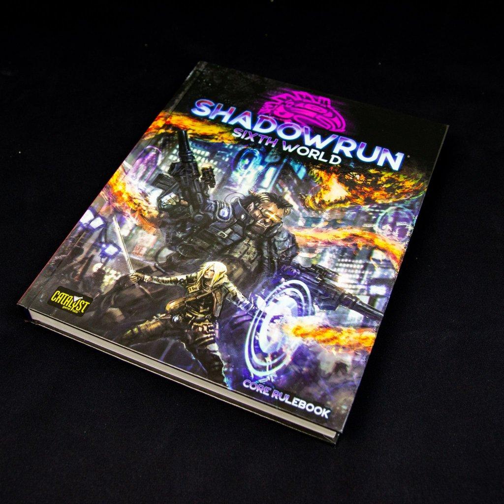 Shadowrun Sixth World Edition - EN (Catalyst)