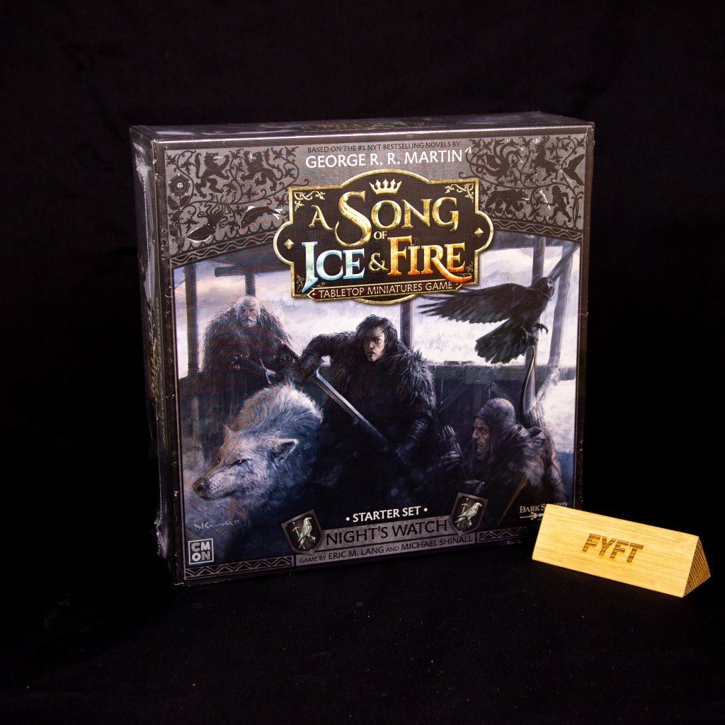 A Song Of Ice And Fire: Night's Watch Starter Set - EN (CMON)
