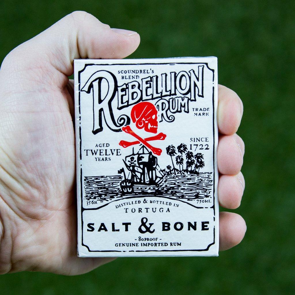 Salt & Bone Ellusionist - karty (Cartamundi)