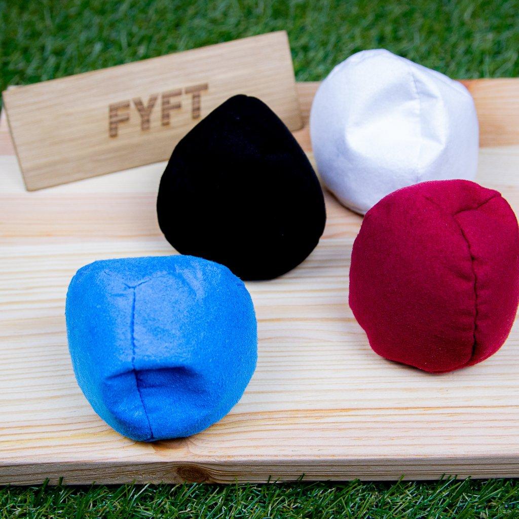 Flybag Medium žonglovací míček (Jugglequip)