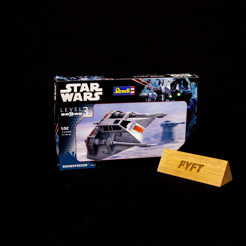 Star Wars: Snowspeeder - Model Kit 1:52 (Revell)