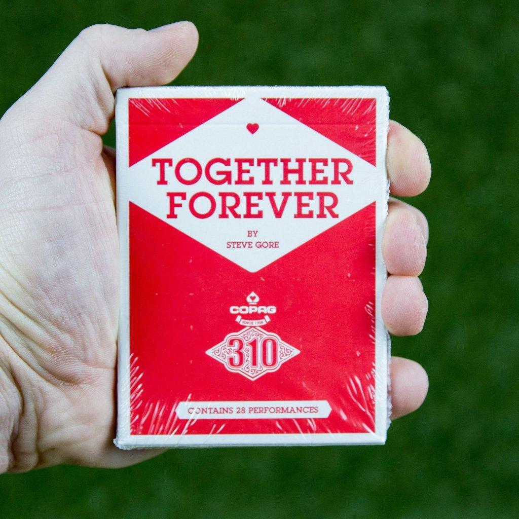 Copag 310: Together Forever (Cartamundi)