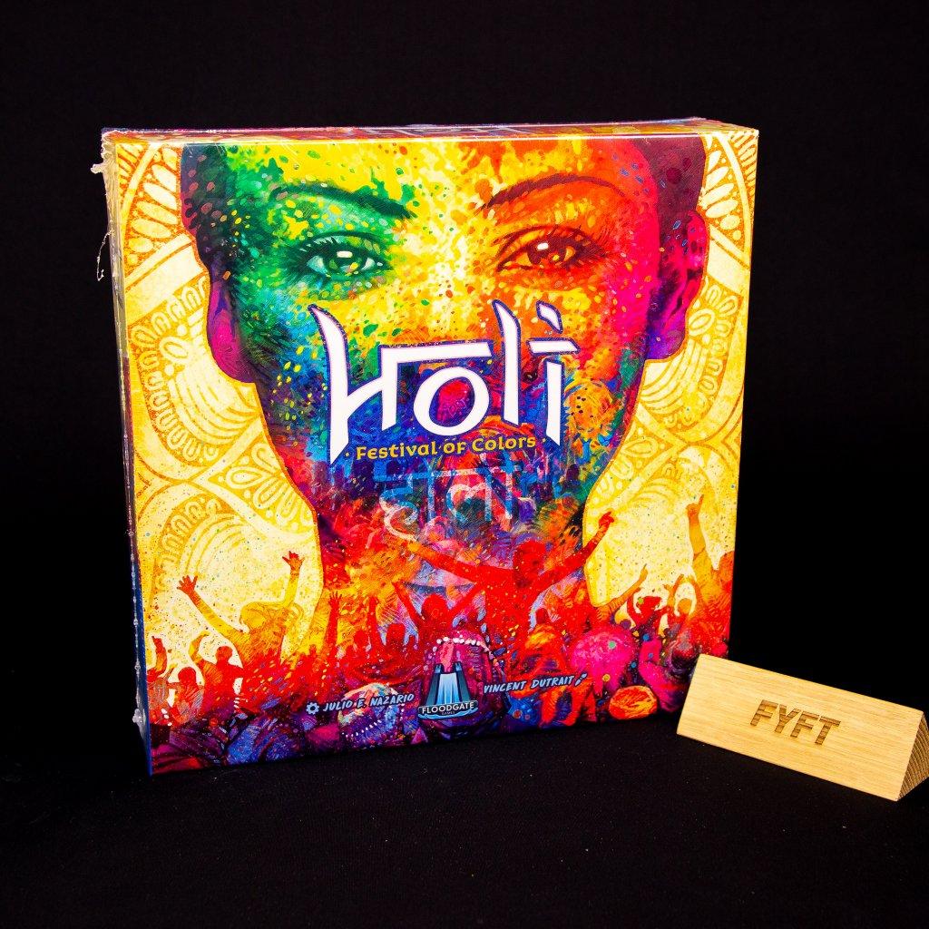 Holi: Festival of Color - EN (Floodgate Games)