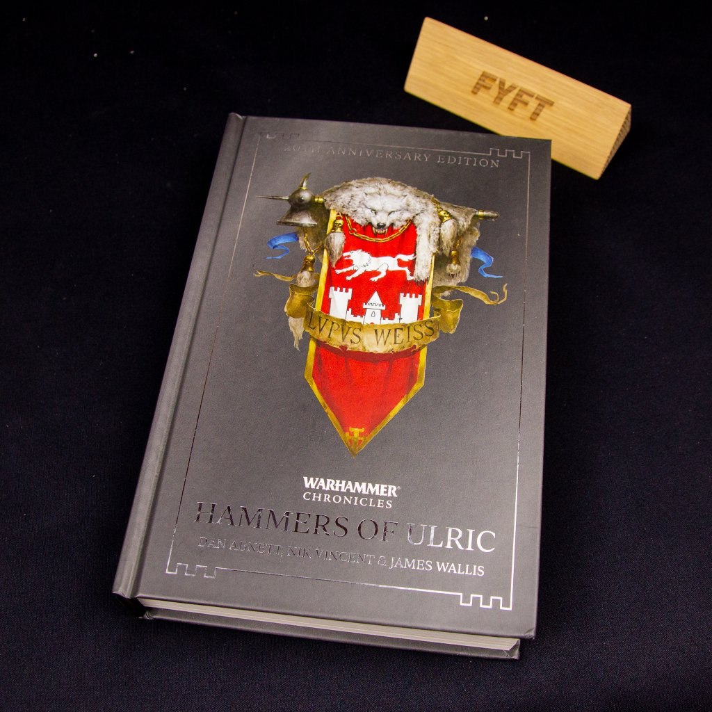 Warhammer Chronicles: Hammers of Ulric (20th anniversary edition)