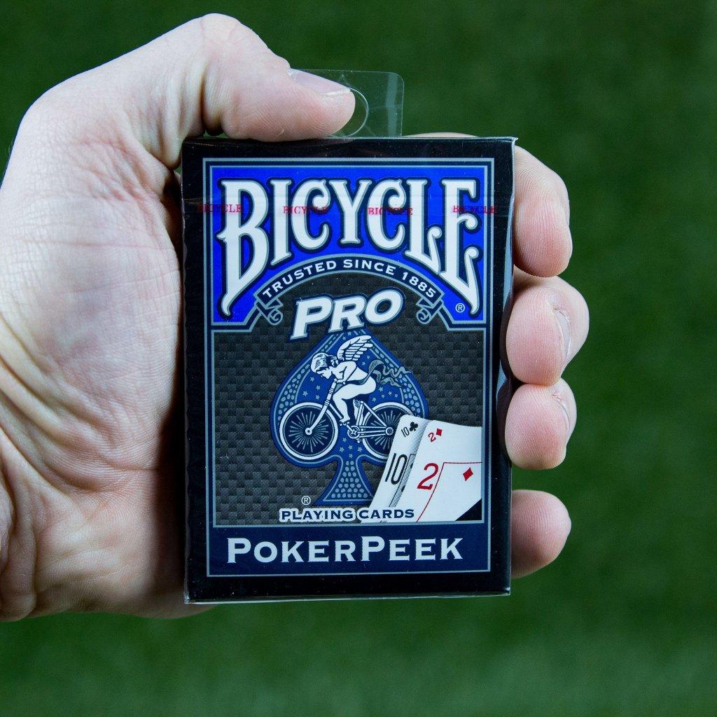 Bicycle Poker Peek PRO (Bicycle)