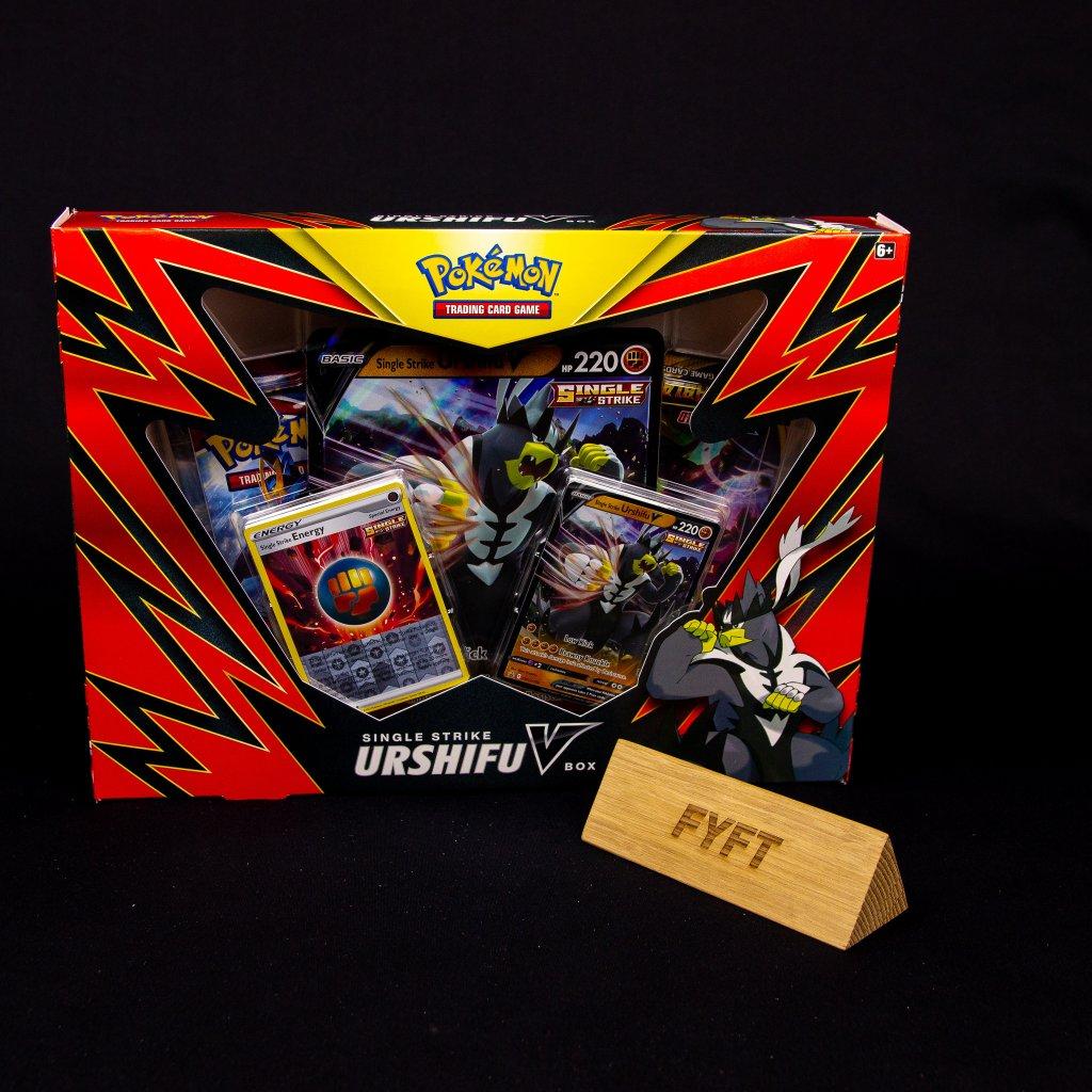 Pokémon: Single Strike - Urshifu V Box