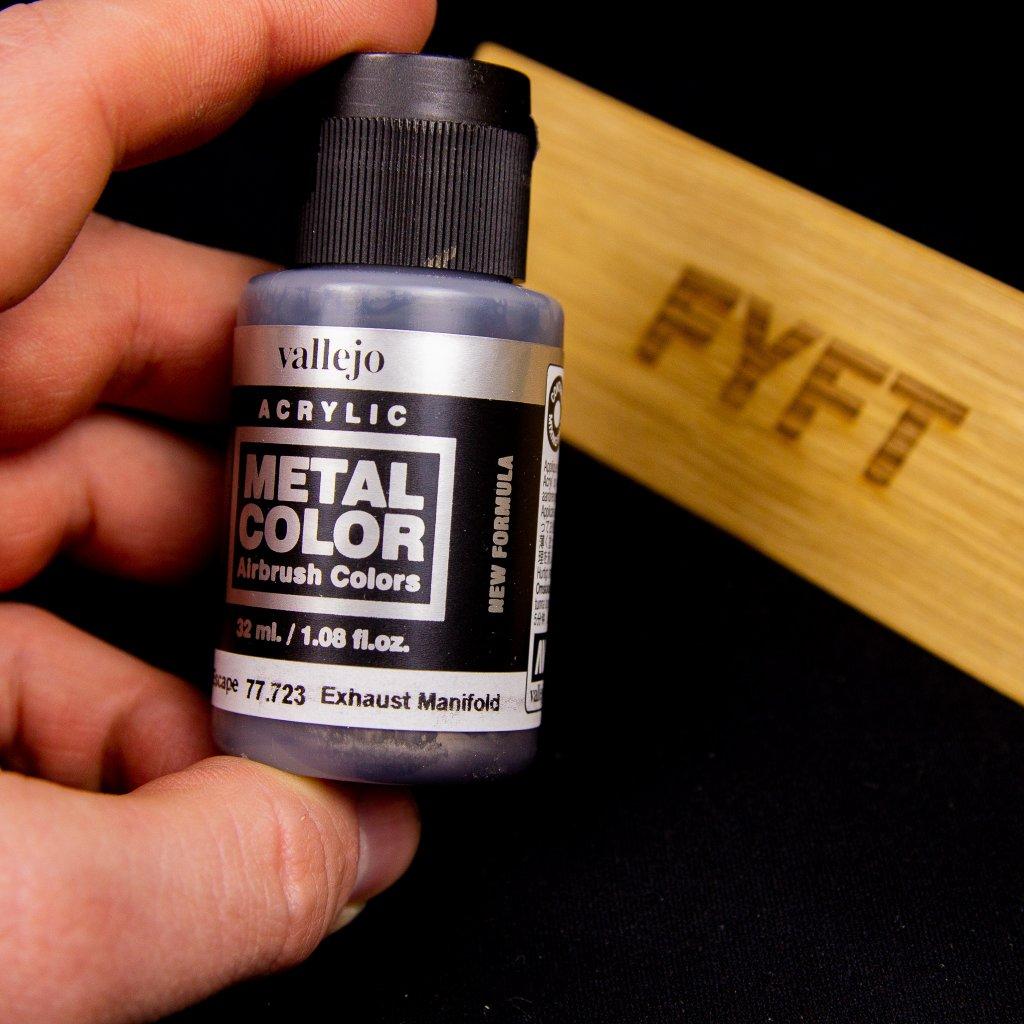 Vallejo Metal Color 77.723 Exhaust Manifold 32ml