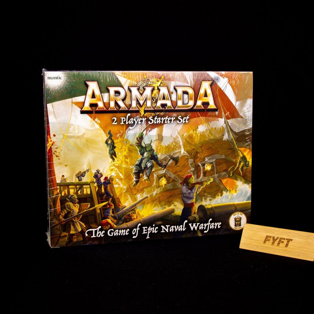 Armada: Two Player Starter Set - EN (Mantic Games)