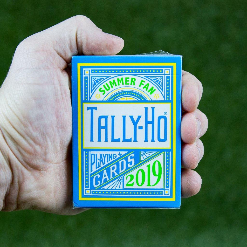 Tally-ho Summer Fan Back (USPCC)