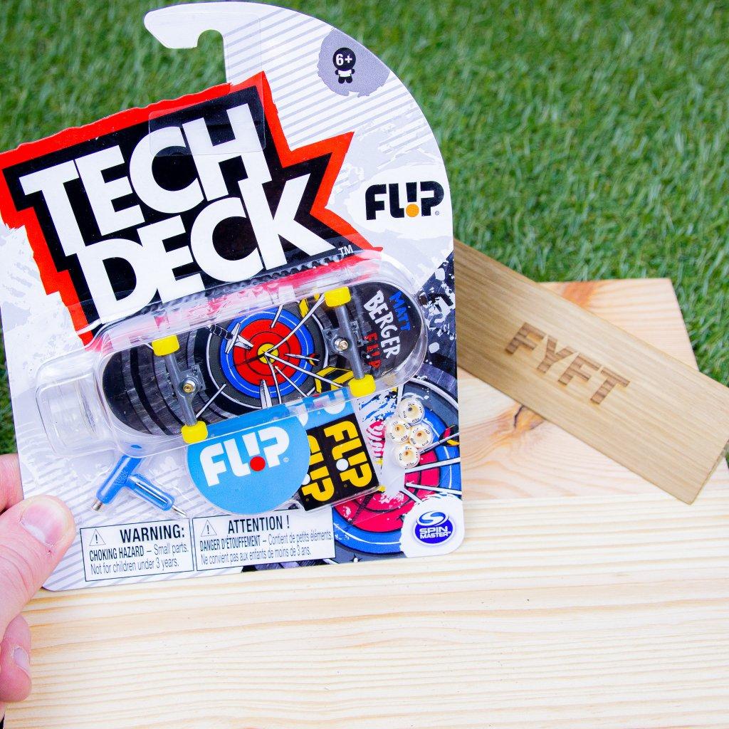 Fingerboard Flip Matt Berger (TechDeck)
