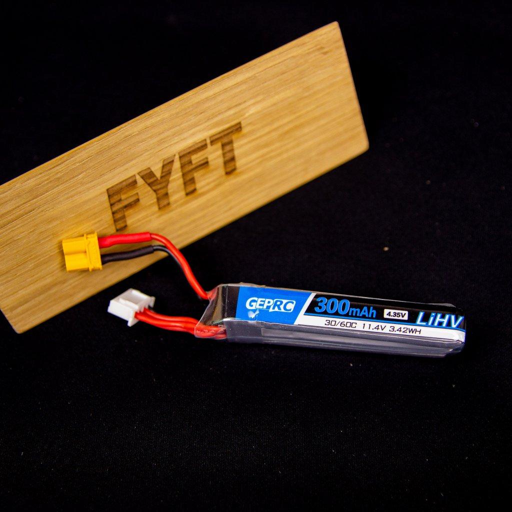 Baterie 3S 300mAh (GEPRC)