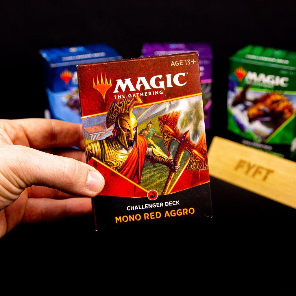 MTG: Challenger Deck 2021 - Mono Red Aggro (Magic: The Gathering)