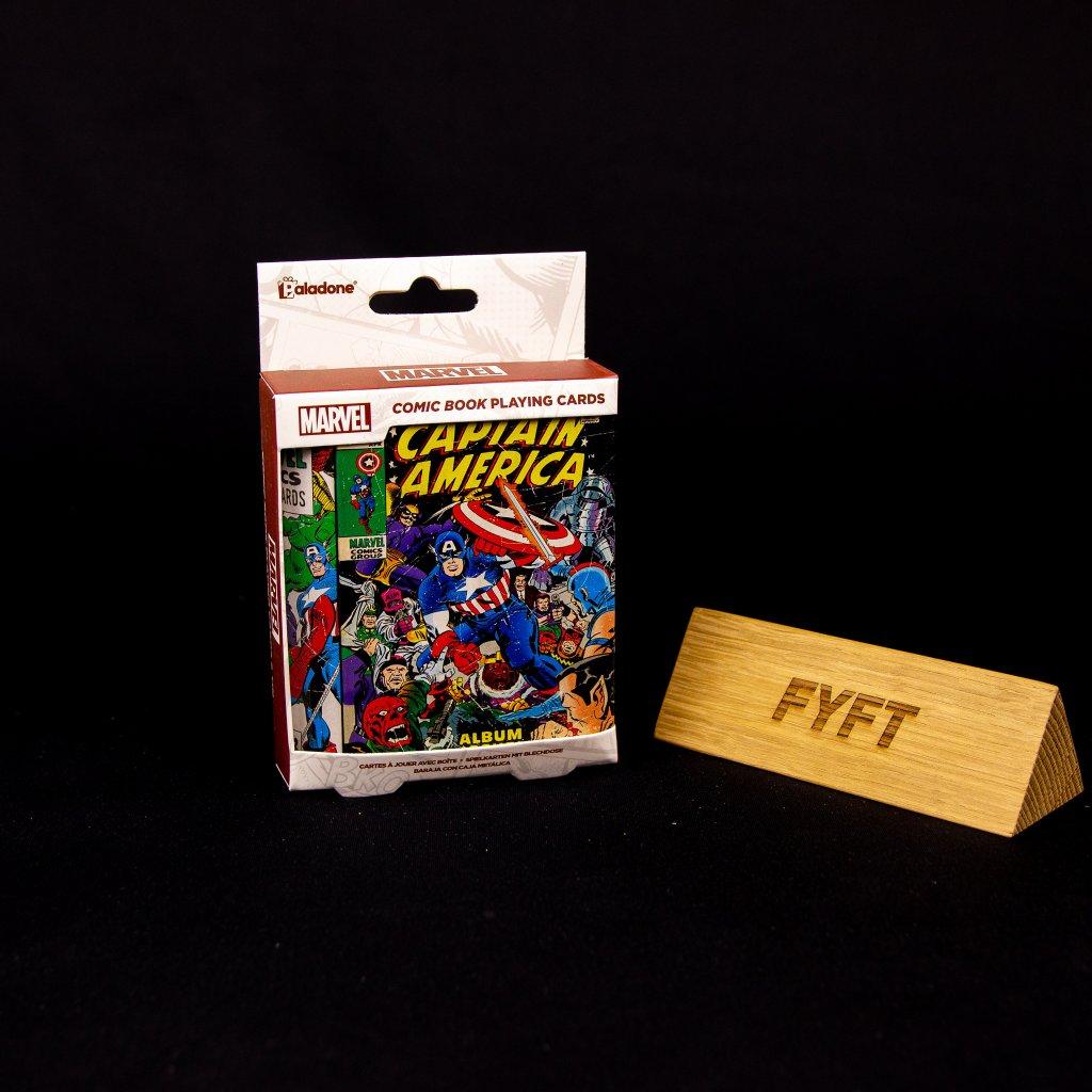 Marvel Comic Book - Hrací karty (Paladone)