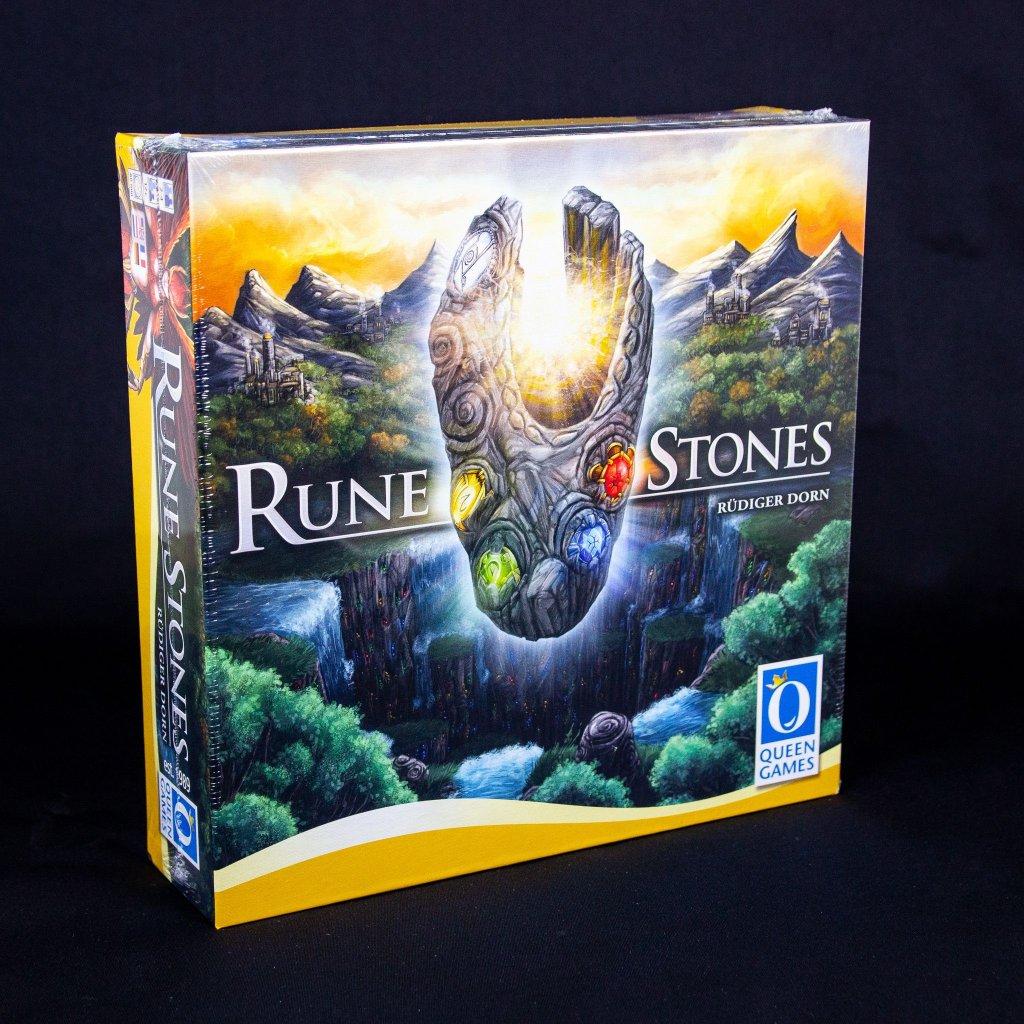 Rune Stones - EN/DE/FR/NL (Queen Games)