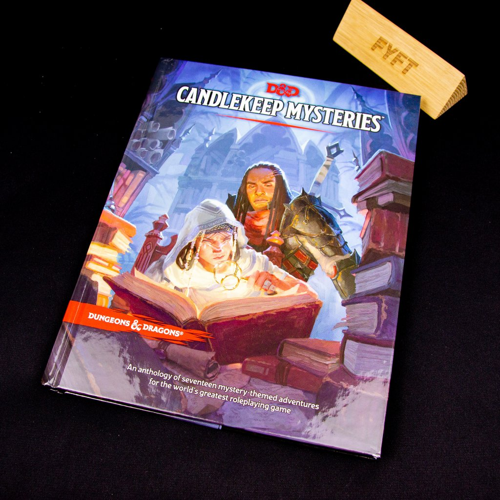D&D: Candlekeep Mysteries (Wizards of the Coast)