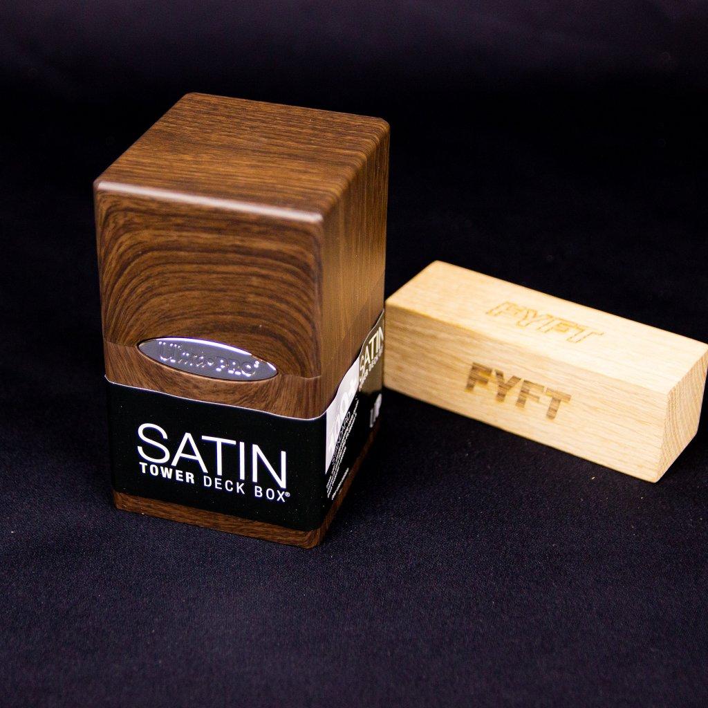 Ultra Pro Deck Box Satin Tower