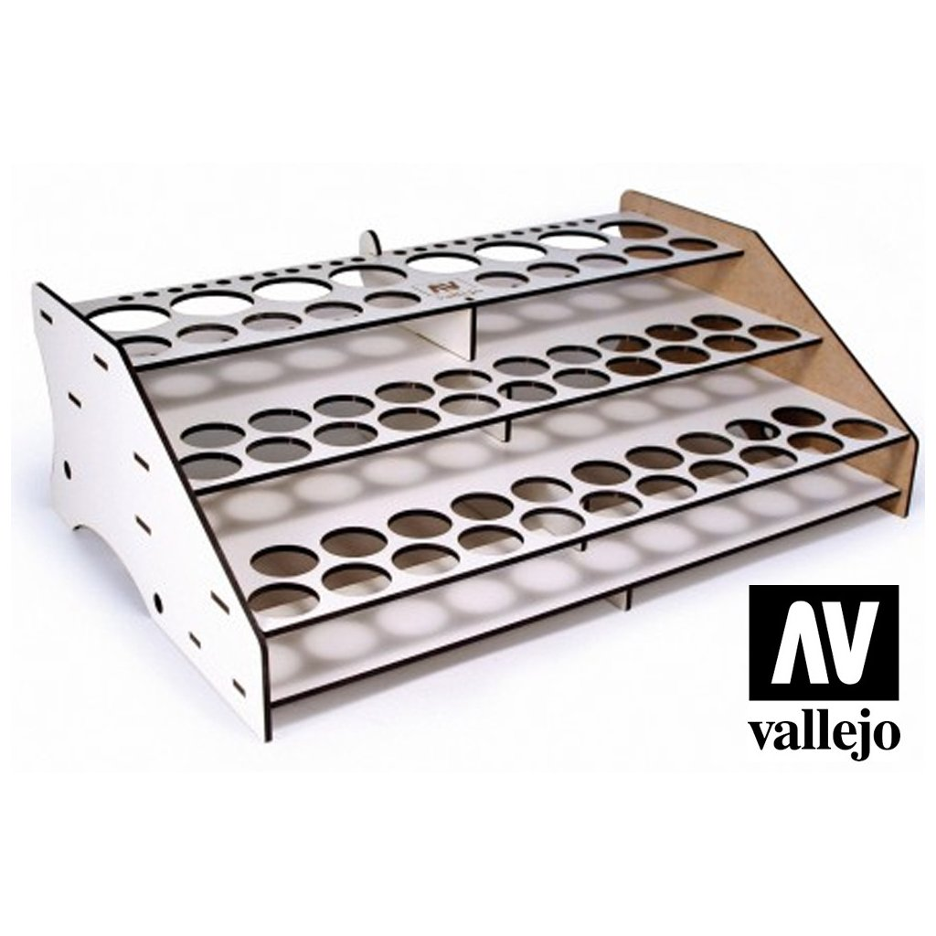 Stojan na barvy Paint Stand - Front Module 26007 (Vallejo)