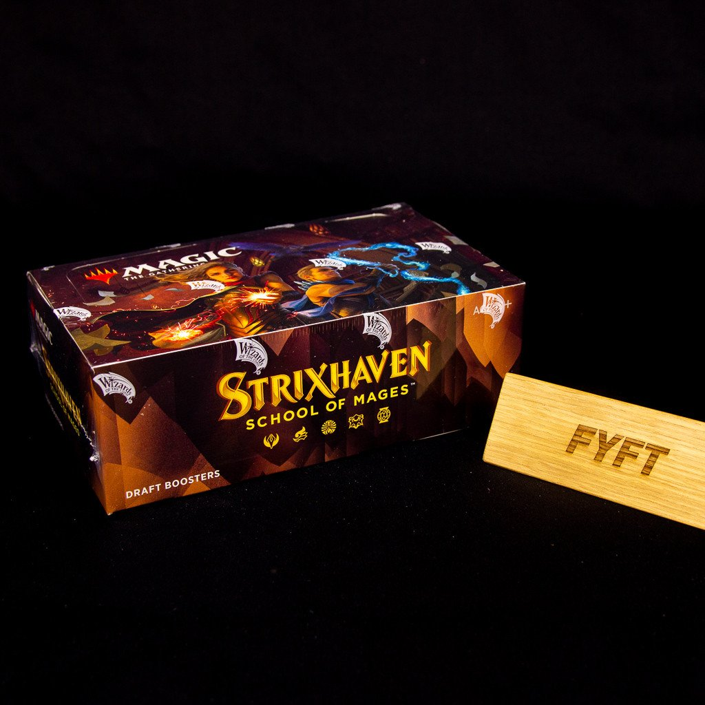 Strixhaven: School of Mages Draft Booster Box (Magic: The Gathering)