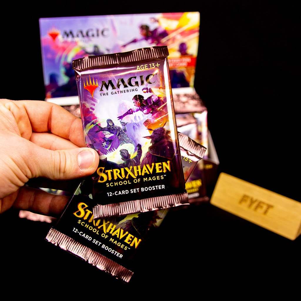 Strixhaven: School of Mages Set Booster (Magic: The Gathering)