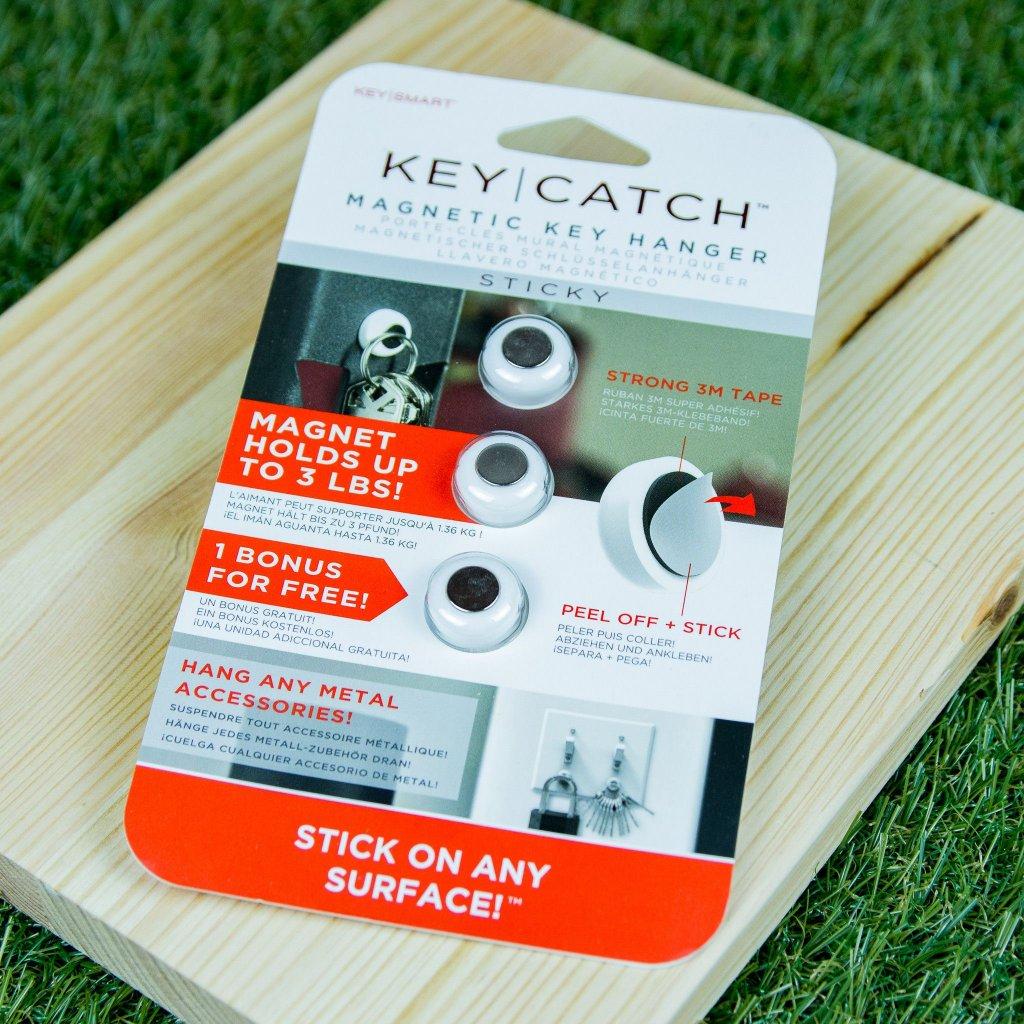 KeySmart KeyCatch - magnetický klip na klíče