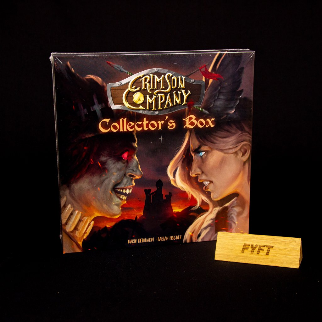 Crimson Company: Collector's Box - EN (Crimson Company)