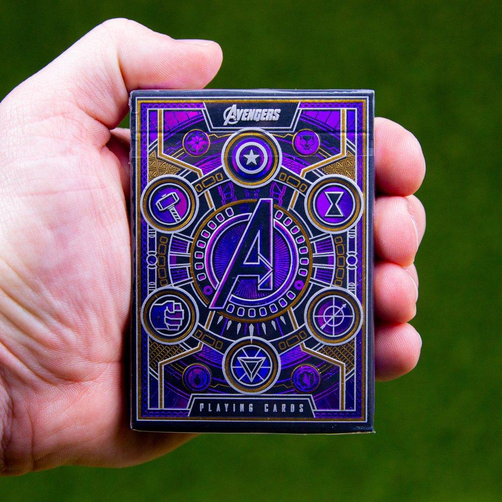 Avengers: Infinity Saga - karty (Theory11)