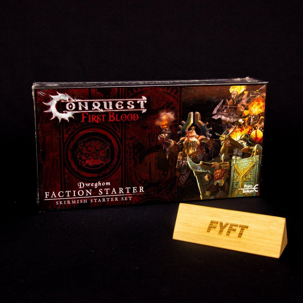 Conquest: First Blood - Dweghom Faction Starter Set