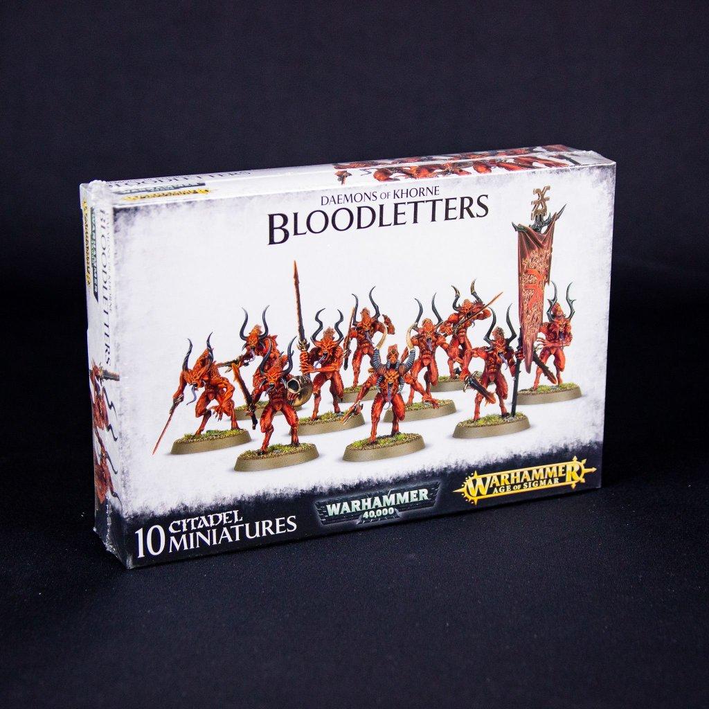 Warhammer: Daemons Of Khorne - Bloodletters