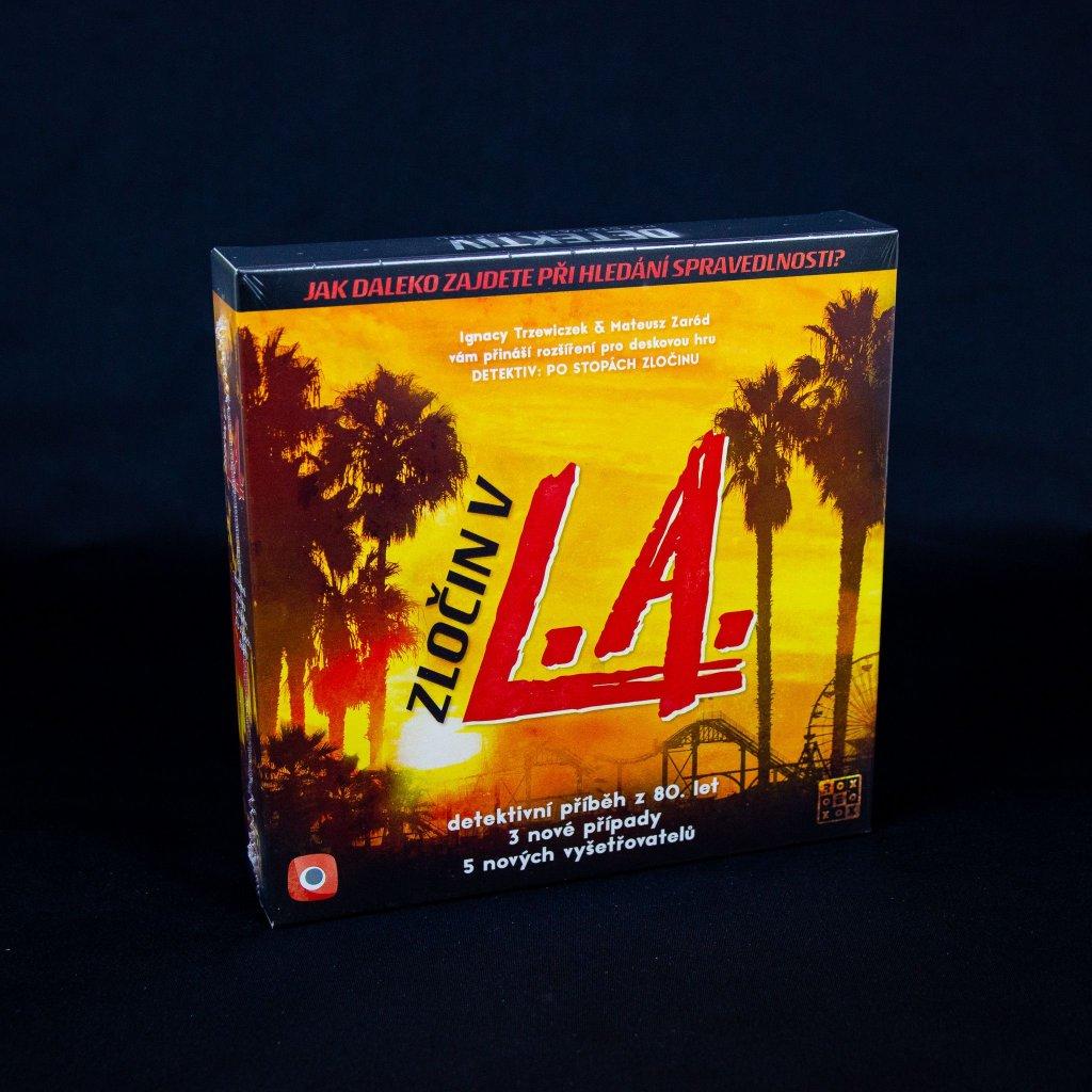 Detektiv: Zločin v L.A. (REXHry)