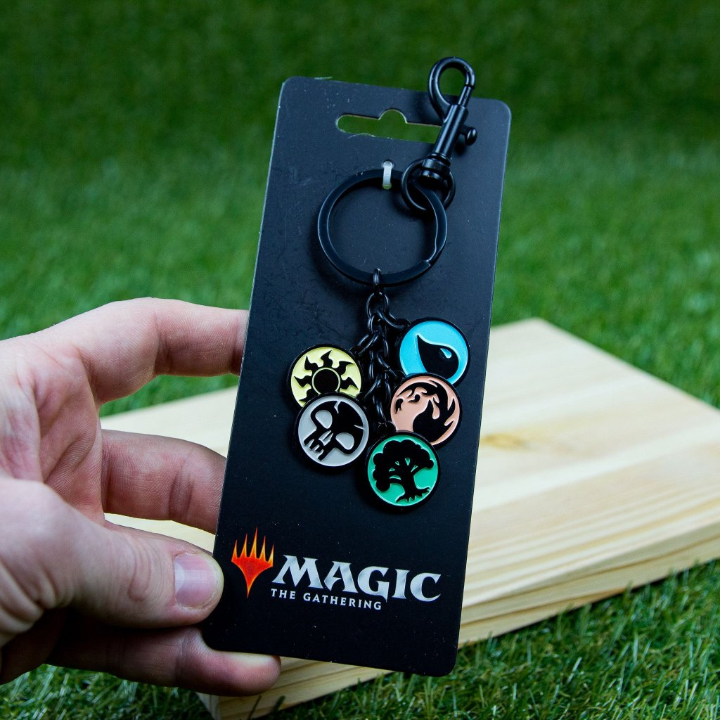 Klíčenka Magic - kovová (Difuzed)